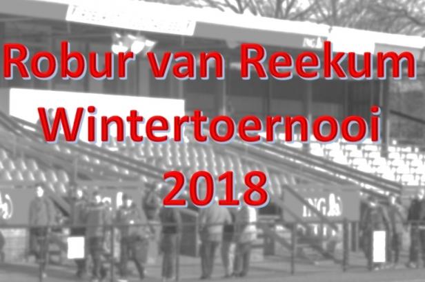 Robur van Reekum Wintertoernooi 2018