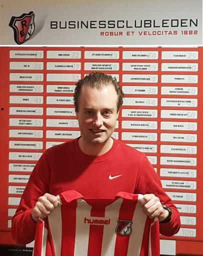 Martijn Jongbloed nieuwe hoofdtrainer Robur