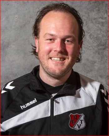Nieuwe hoofdtrainer op de woensdagmiddag: Bas van den Bergh
